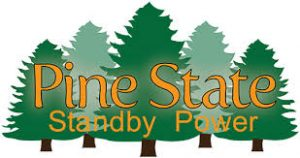 logo for Pine State Standy Power